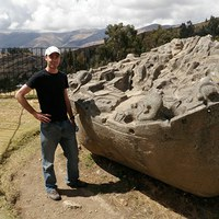 This Grant Sent Jeremy Mikecz to Map the Spanish Conquest of Peru