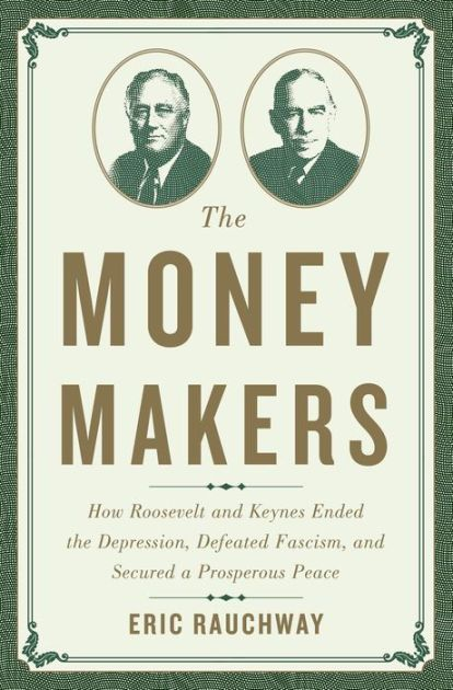 cover of Eric Rauchway book