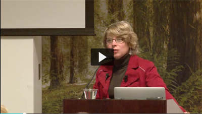 Picture of Jill Lepore lunn lecture