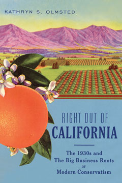 book cover for Right out of California