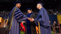 Marianna Daniel Earns History Degree at 84